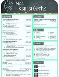 Example Resumes For Teachers Resume For Teacher Aide Teachers Example Sample Within Spacesheep Co