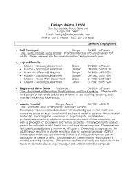 Lcsw Resume Sample Lcsw Resume Sample Resume Central 2