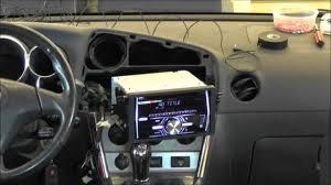 Copy of 2004 Toyota Matrix Radio Upgrade - YouTube