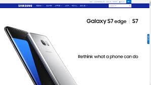 samsung logo. the front samsung logo is clearly missing from image. in fact, it\u0027s all renders pictured, yet rear present,