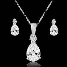 cubic zirconia crystal starlet bridal