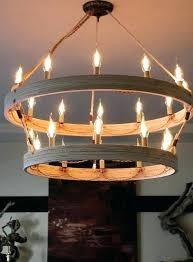 wood bead chandelier diy turquoise beaded chandelier beaded