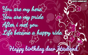 Birthday Quotes For Husband Unique Happy Birthday Wishes For Husband Quotes Images And Memes Happy