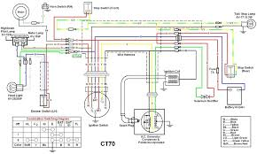 honda cdi wiring diagram honda wiring diagrams