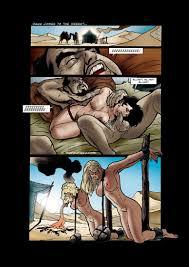 Slave caravan comics bondage