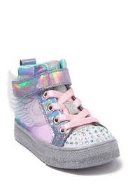 Cozy Wings Size Chart Skechers Shuffle Lite Lil Sparkle Wings Sneaker Toddler Nordstrom Rack