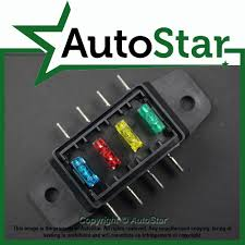 4 way mini blade fuse box holder atm apm circuit motorbike quad click on the image to enlarge