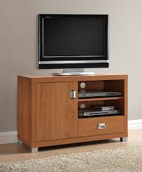 amazoncom tv stand with storage color maple kitchen  dining