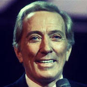 Andy Williams American Singer Songwriter Actor And Record