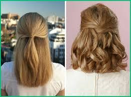 Coiffure De Mariage Cheveux Mi Long Facile Enfant 220816