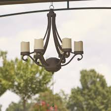 full size of lighting good looking outdoor chandeliers for gazebos 12 elegant battery operated 7 prod