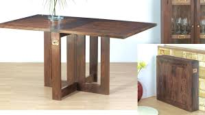 dining table with wheels: bedroomdivine table modern portable folding dining wheels and chairs inside great oak fold out