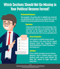 Go Resume Political Resume Writing Techniques To Advance Your Candidacy 94
