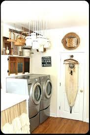 Laundry Room Accessories Decor Amazing Vintage Laundry Room Cabinet Design For Vintage Laundry Room Decor