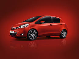 European-spec 2012 Toyota Yaris Previewed [Gallery] - autoevolution