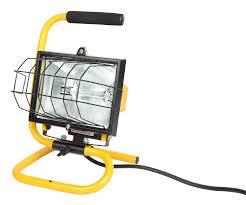 500 Watt Halogen Work Light Lumens Hyper Tough 500 Watt Halogen Work Light Walmart Com