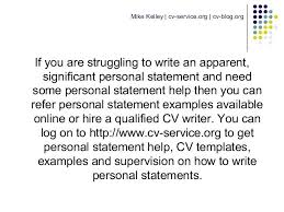 how to write a personal statement for a cv write personal  how to write a personal statement for a cv 9 write personal statement cv examples