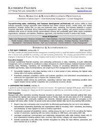 Ideas Of Resume Cv Cover Letter Business Development Specialist