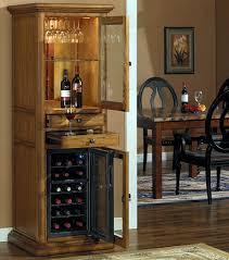 Fancy Tresanti Bar Cabinet Wine Cooler Cabinets Furniture