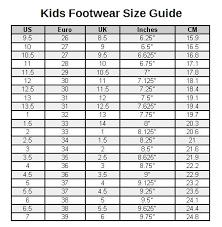 Hunter Size Guide