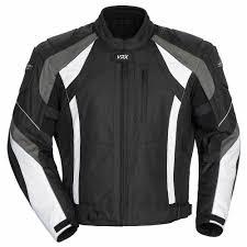 Cortech Jacket Sizing Chart Cortech Vrx Motorcycle Jacket
