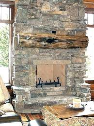 faux rock fireplace wall absolutely design rocks stones home depot veneer ideas diy stone absol fireplace rock