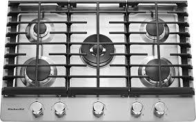 kitchenaid 30 gas range.