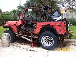 rusty jeep