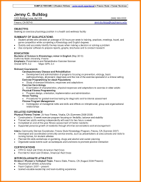 7 Resume Summary For Students Summary Of A Resume Example Resume