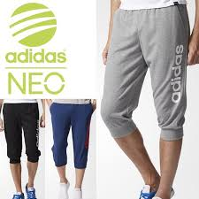 adidas 3 4 pants. sweat shirt underwear men cropped pants adidas neo fleece pile 3/4 3 4