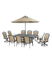 30 round patio table inch