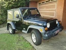 2005 jeep wrangler soft top 2 door automatic