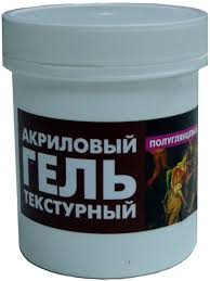 <b>Акриловый текстурный гель Lomond</b> Acrylic Texture Gel ...