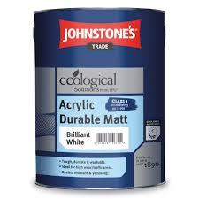 Стойкая <b>краска Johnstones Acrylic Durable</b> Matt