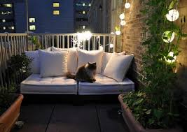 Decorating Ideas For Small Outdoor Patio