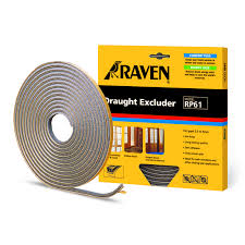 raven 5m draught excluder door and
