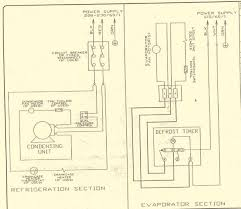 circuit breaker issue walkin cooler doityourself com community HVAC Compressor Wiring Diagram Cooler Compressor Wiring Diagram For #49