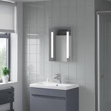 artis aqua led illuminated mirror 390 x