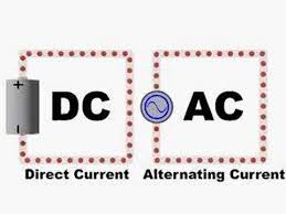 direct current. direct current n