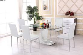 excellent glass round dining table for 6 28 white glamorous ideas glass dining table set 6