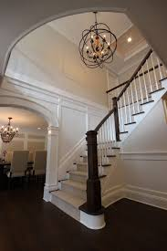 photo 1 of 11 entry chandelier lighting 1 oil rubbed bronze chandelier spaces transitional with entry foyer gray walls