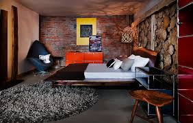 image cassic industrial bedroom furniture. Wide Array Of Colors And Textures In The Industrial Bedroom [From: James Maynard- Image Cassic Furniture I