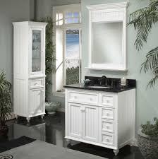 Newquay Narrow Floor Standing Bathroom Cabinet • Bathroom Cabinets