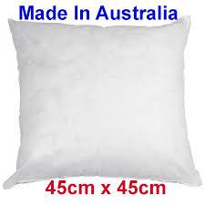 45cm X 45cm Pillow Insert