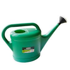 china high quality garden tools 10l pe plastic water pot watering can china watering can watering pot