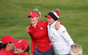 Solheim Cup day one: Team Europe race into early lead before USA ...