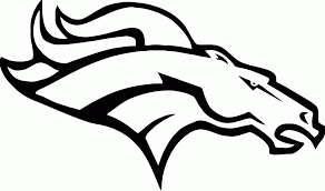 Bronco Coloring Page Coloring Pages For Kids And For Adults