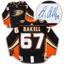 Autographed Anaheim Adidas Rickard Hockey Rakell Ducks Jersey Authentic fbadefcdddc|NY Jets 0-2 @ New England Patriots 2-0: Week 3