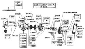 dirlister okuma stratus v manual at Okuma Reel Parts Diagram