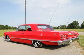 Chris Tetzlaff's 1963 Chevy Impala SS - Street Muscle